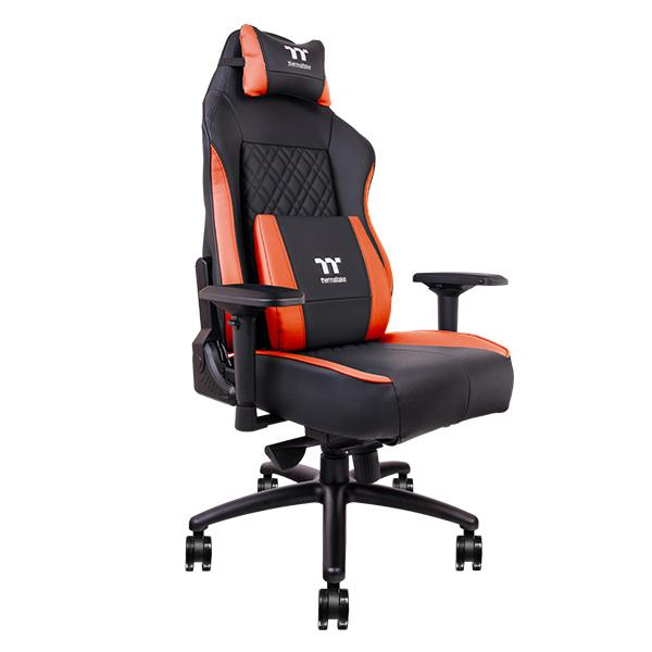 Thermaltake's New Gaming Chair Has Fans to Cool Your Seat