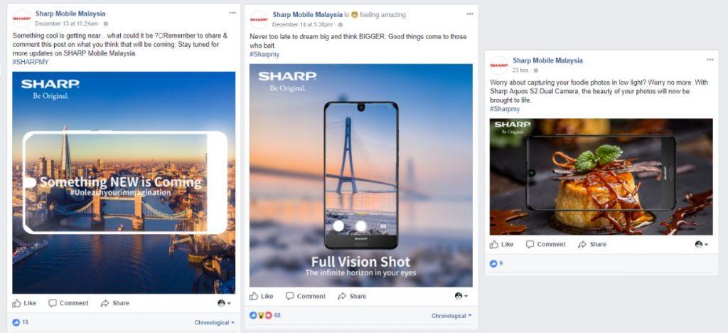 Sharp Mobile Malaysia