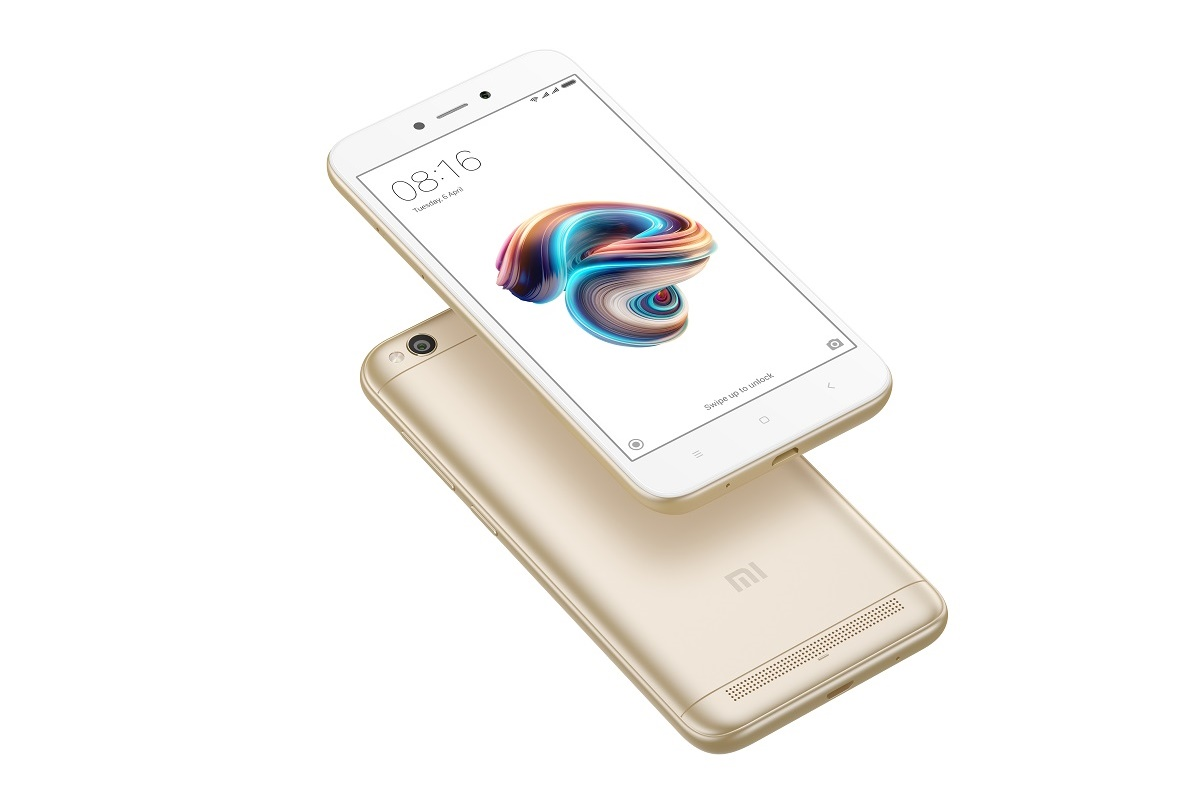 Announced budget smartphone Xiaomi Redmi Redmi 5 and 5 Plus