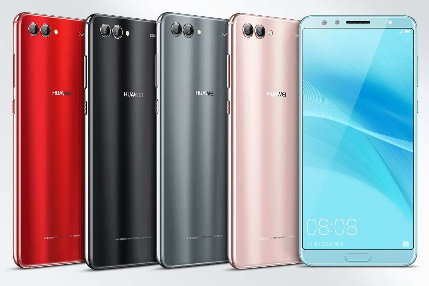 Huawei Mate 9 EMUI 8.0 update rolling out