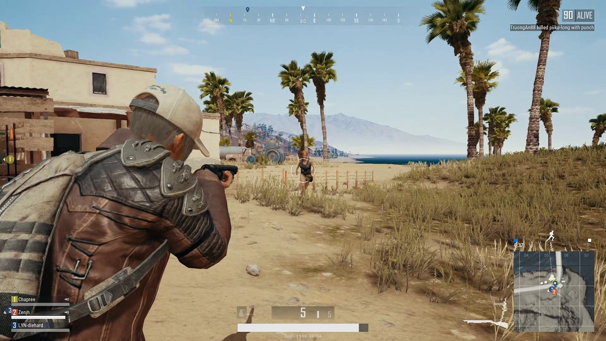 Pubg Gameplay: PlayerUnknown's Battlegrounds 1.0 Feels Like A New Game