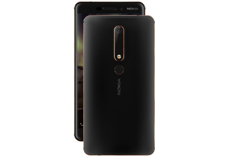 Nokia 6 (2018) leaked in renders, may launch on January 5