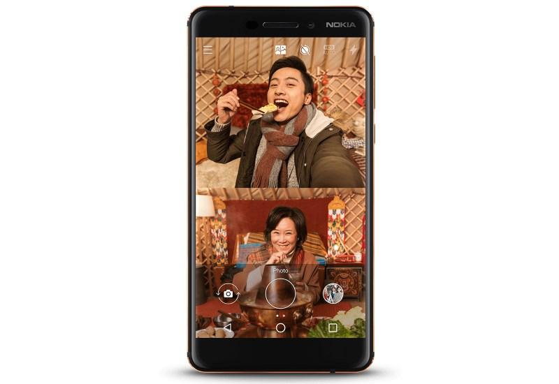 Second Generation Nokia 6 2018