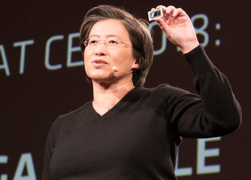 AMD Radeon Vega Mobile
