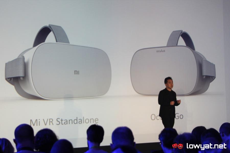 Mi VR Standalone // Oculus Go