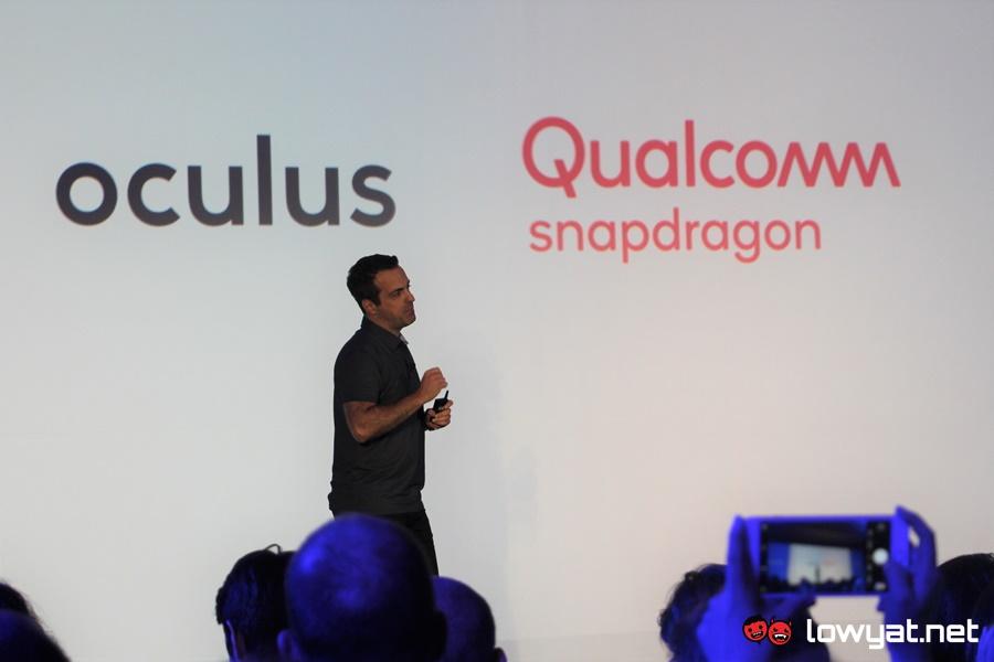 Hugo Barra, VP of Oculus