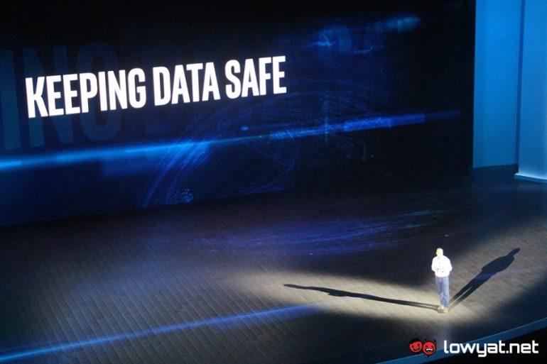 Intel CES 2018 Opening Keynote