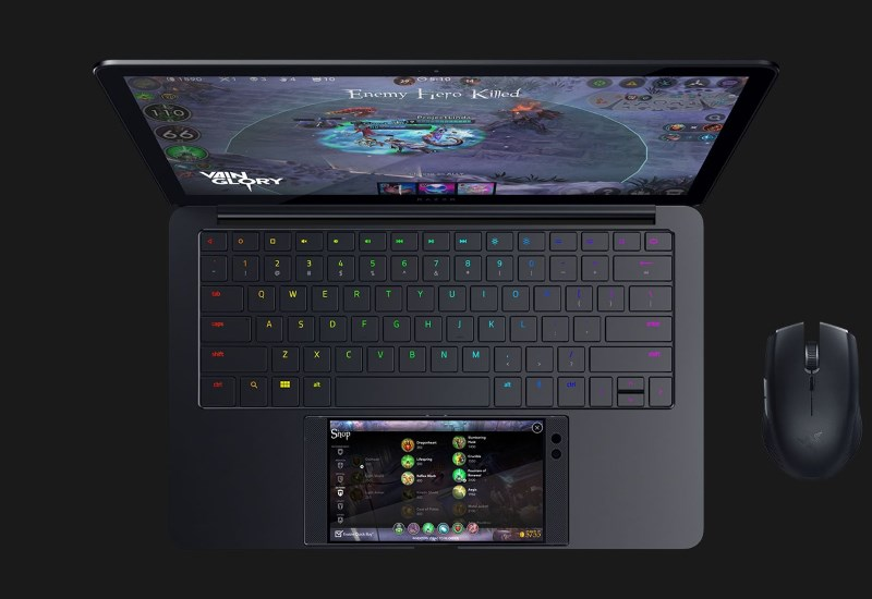 Razer Phone 2 could launch with Project Linda-like laptop dock