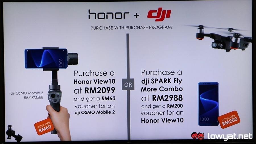 Honor Malaysia x DJI Promo