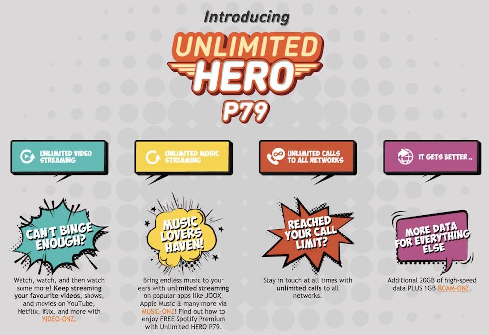 Image result for umobile hero+hero 2018
