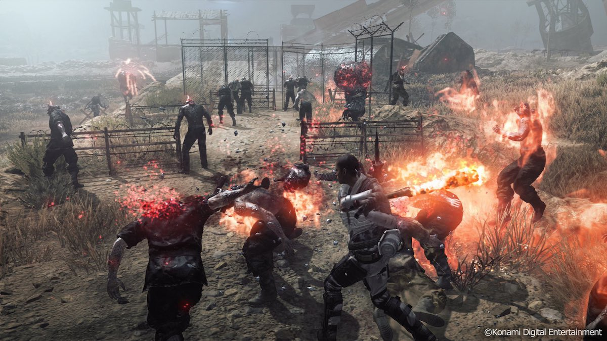 Metal Gear Survive Official PC System Requirements Released