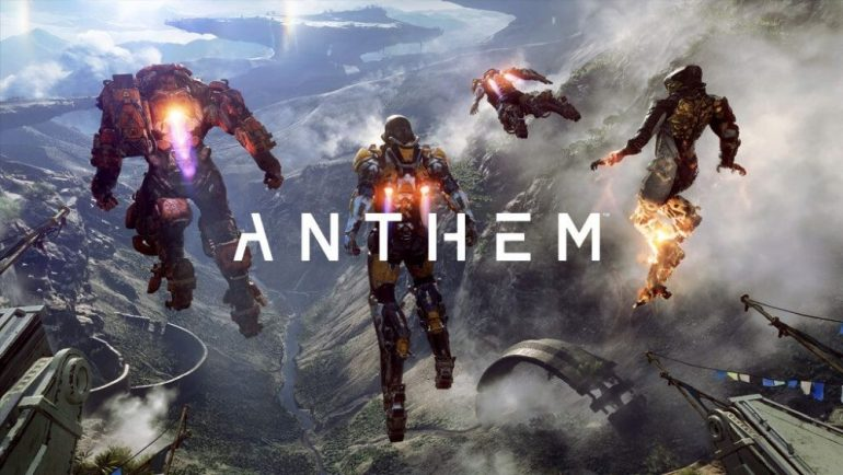 EA Investigating Anthem PS4 Hard Crash Issue - Asking For player Feedback