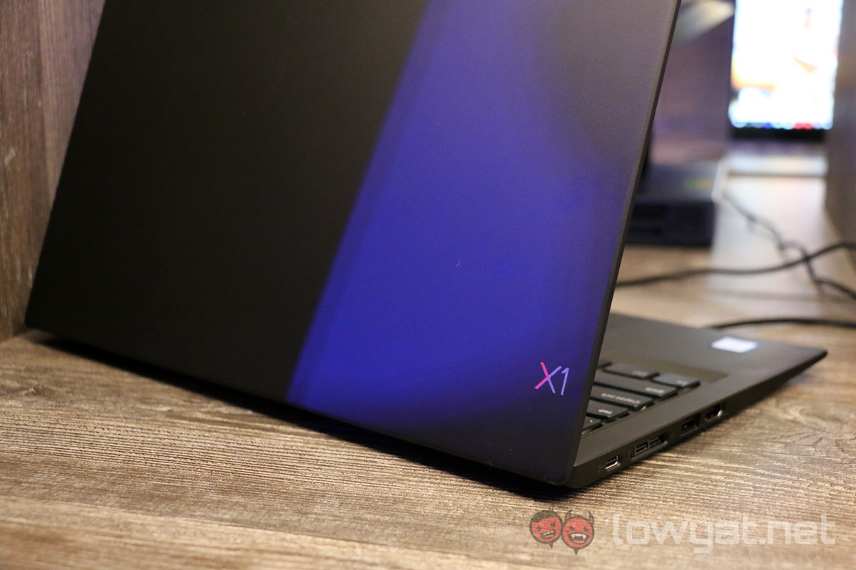 Lenovo ThinkPad X1 Carbon (2018) Hands On: So, So Close | Lowyat NET