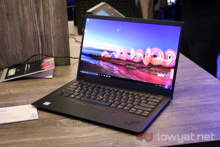 6d53038390ed The 2018 Lenovo ThinkPad Laptops Are Now Officially Available in ...