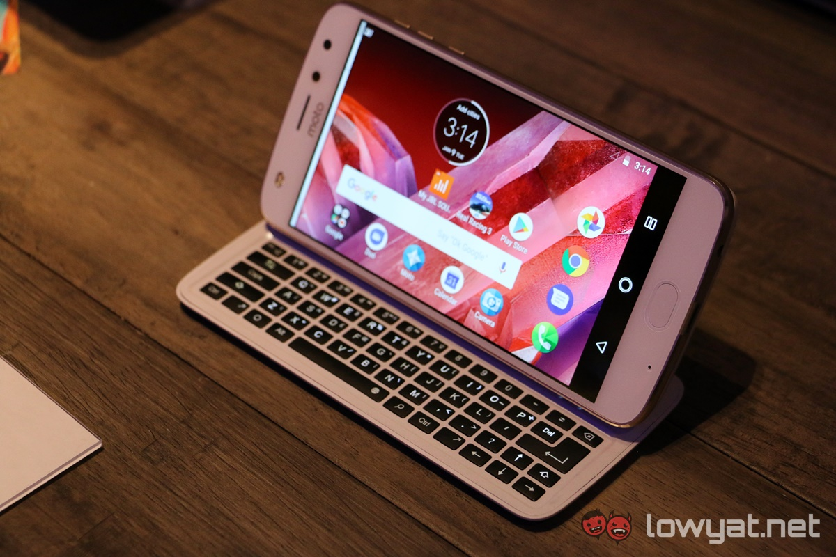 Smartphone Slider