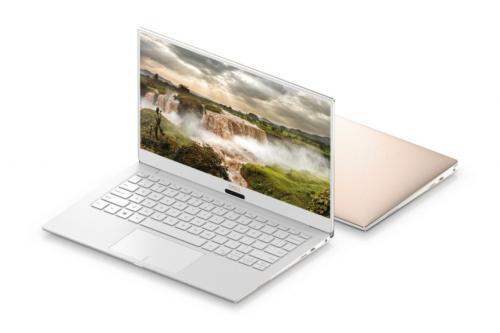 The New Dell XPS 13 Adopts New Design USB C Ports