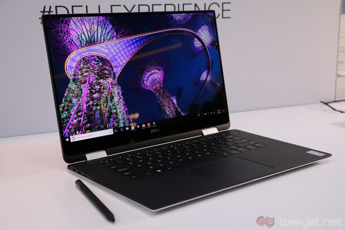 Beyond The Love It Or Maglev Keyboard And Connectivity Options Dell Xps 15 2 In 1 Is Truly An Exciting Convertible