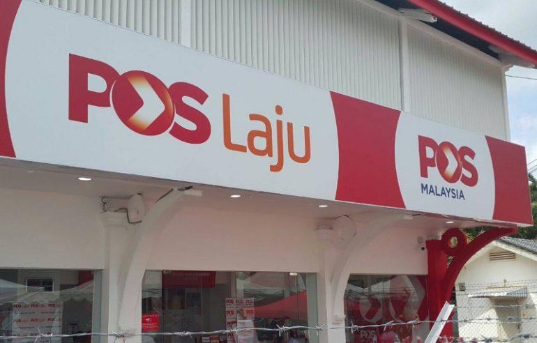 Pos Malaysia - Pos Laju