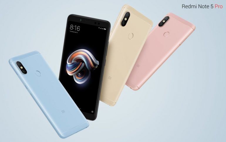 Xiaomi Redmi Note 5 Pro Goes Official: Features Snapdragon 636, 6GB RAM,  and Dual Camera | Lowyat.NET