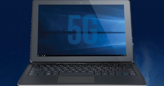 Intel Concept 2-in-1 5G Laptop