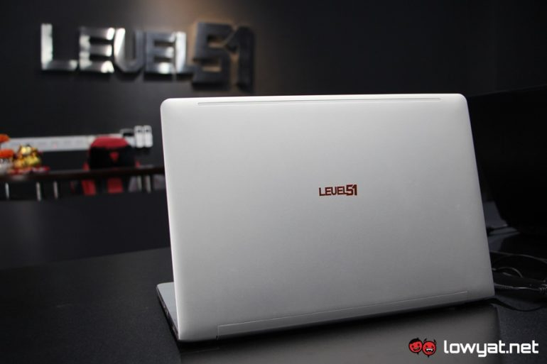 Level51 Custom Laptop