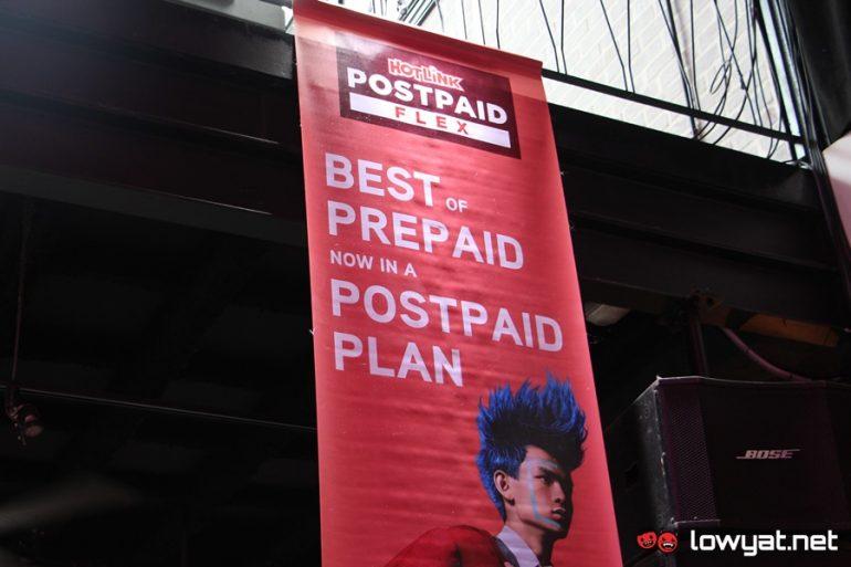 Hotlink Postpaid Flex