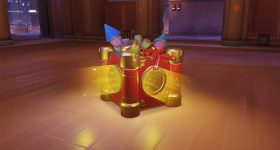 Overwatch Lunar New Year Lootbox