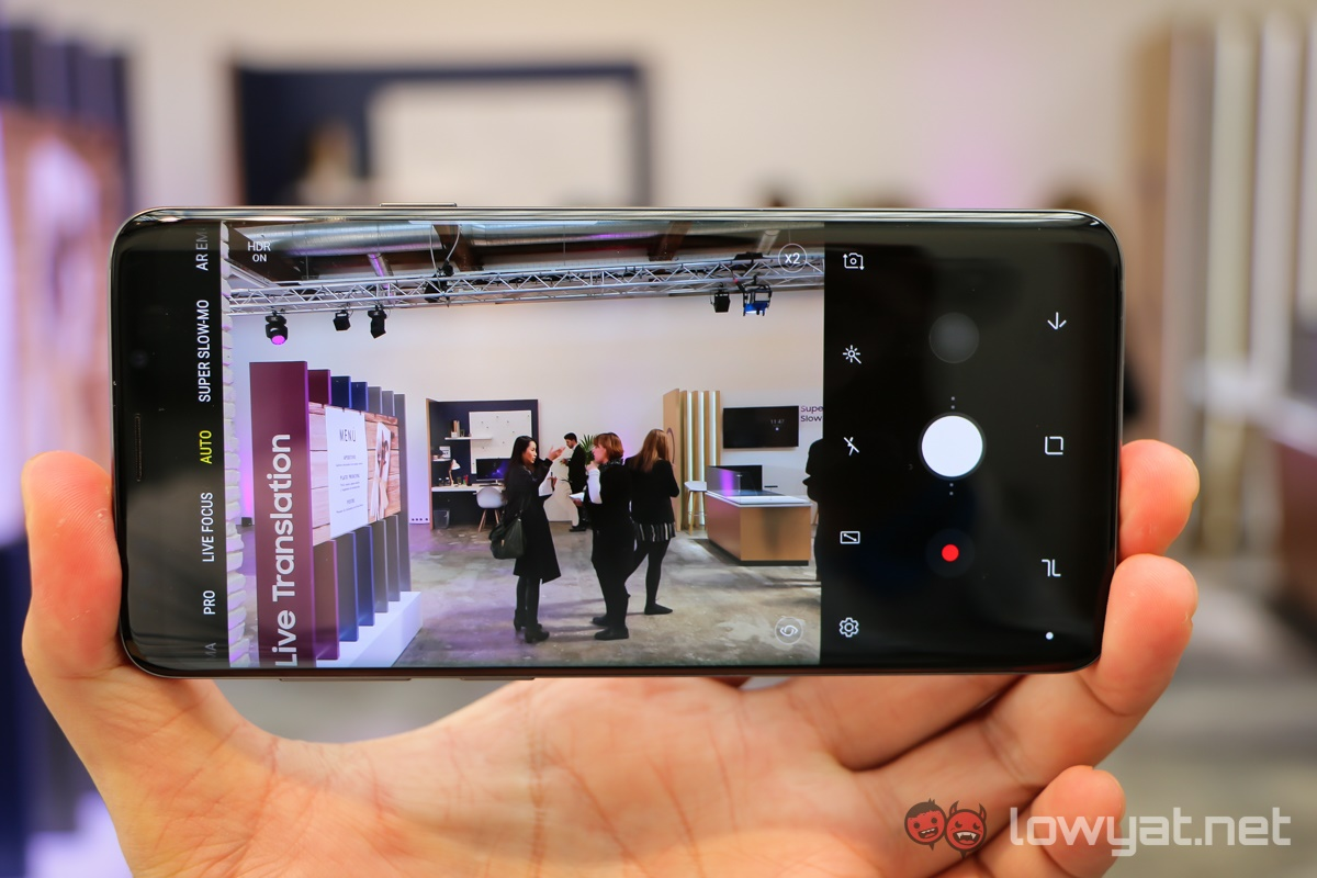 Samsung Galaxy S9+ Review: Excellence, Refined   Lowyat NET