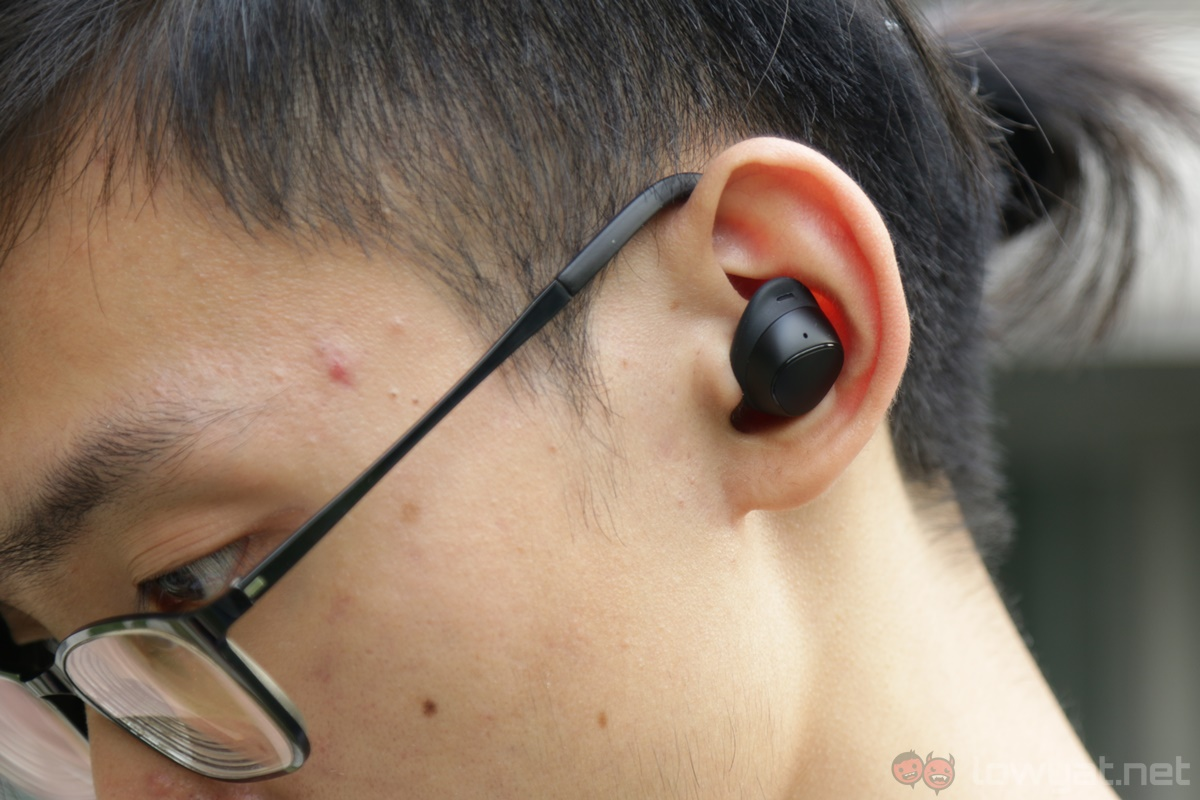 949e1938ca5 As far as wireless earbuds go, the Gear IconX works wonderfully well. While  the audio quality isn't incredible, it's more than adequate to enjoy my ...