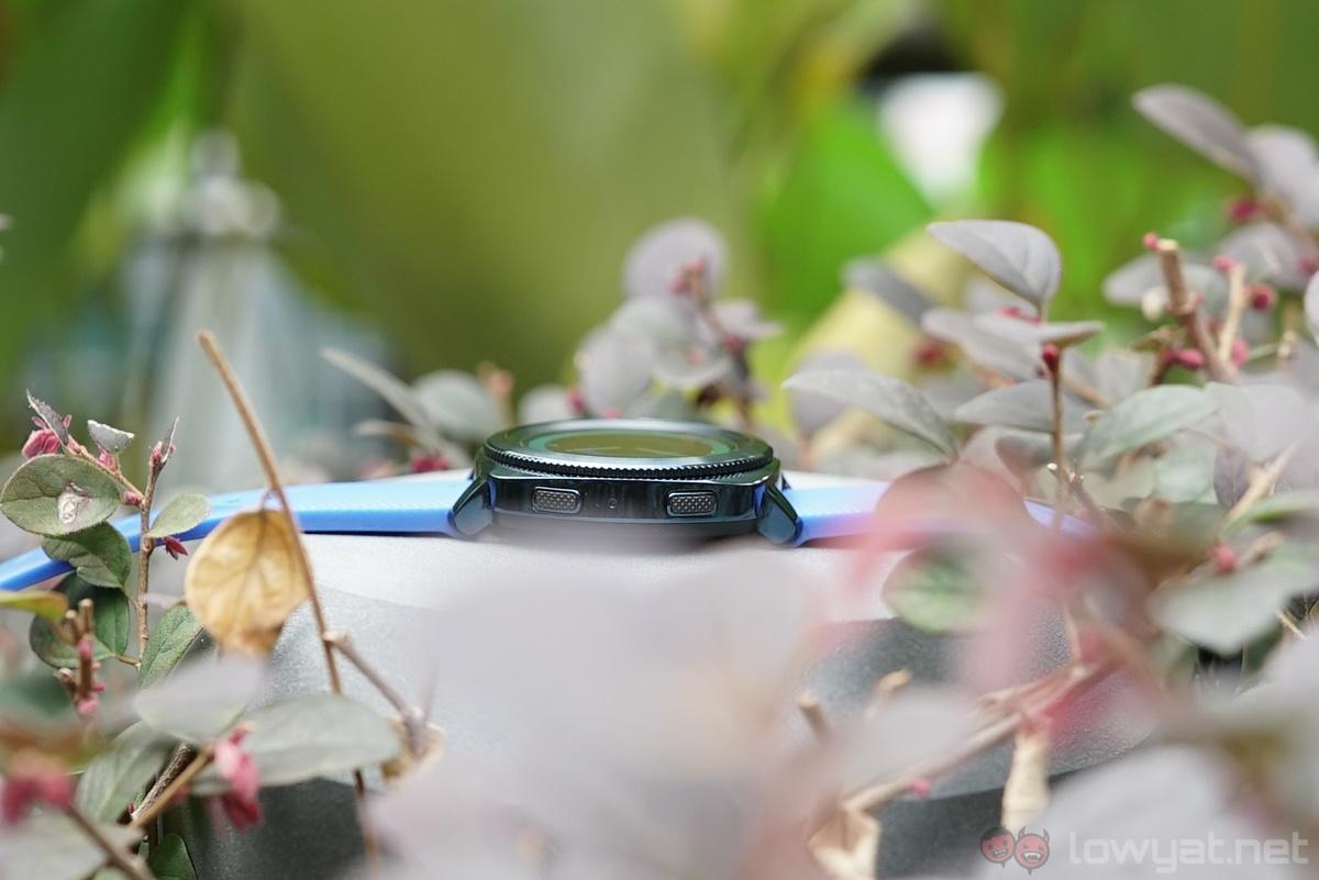 Samsung Gear Sport Lightning Review: Better, But Not the Best | Lowyat.NET