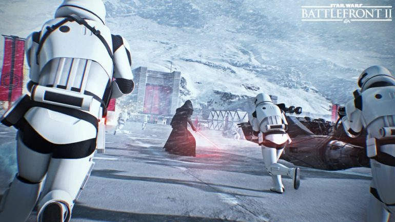 Two more Star Wars games are reportedly in development under EA