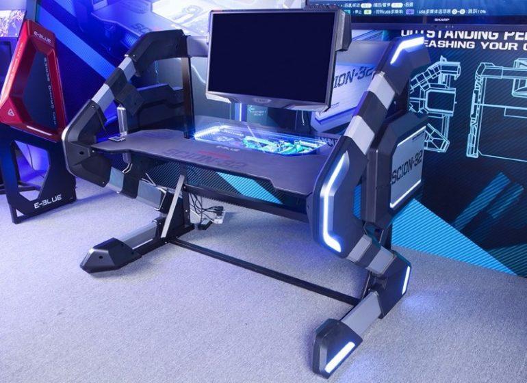 E-Blue Scion RGB Gaming Station