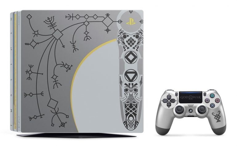 PlayStation 4 Pro God of War