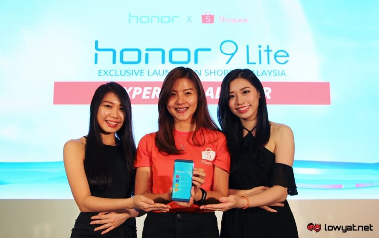 Honor 9 Lite Malaysia Launch