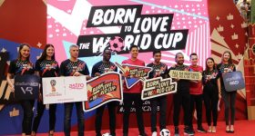 Astro FIFA World Cup 2018 Launch