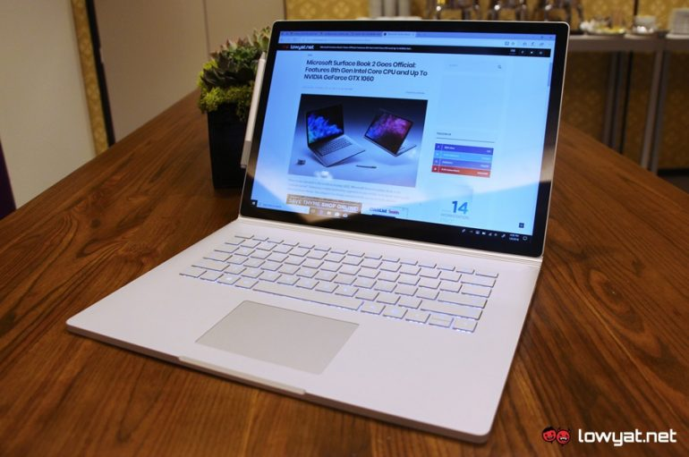 Next Microsoft Surface Devices Could Run On AMD Chipset Instead Of