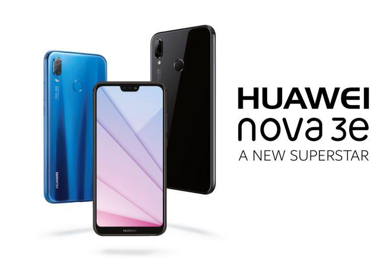 huawei p20 lite launches in china as the nova 3e
