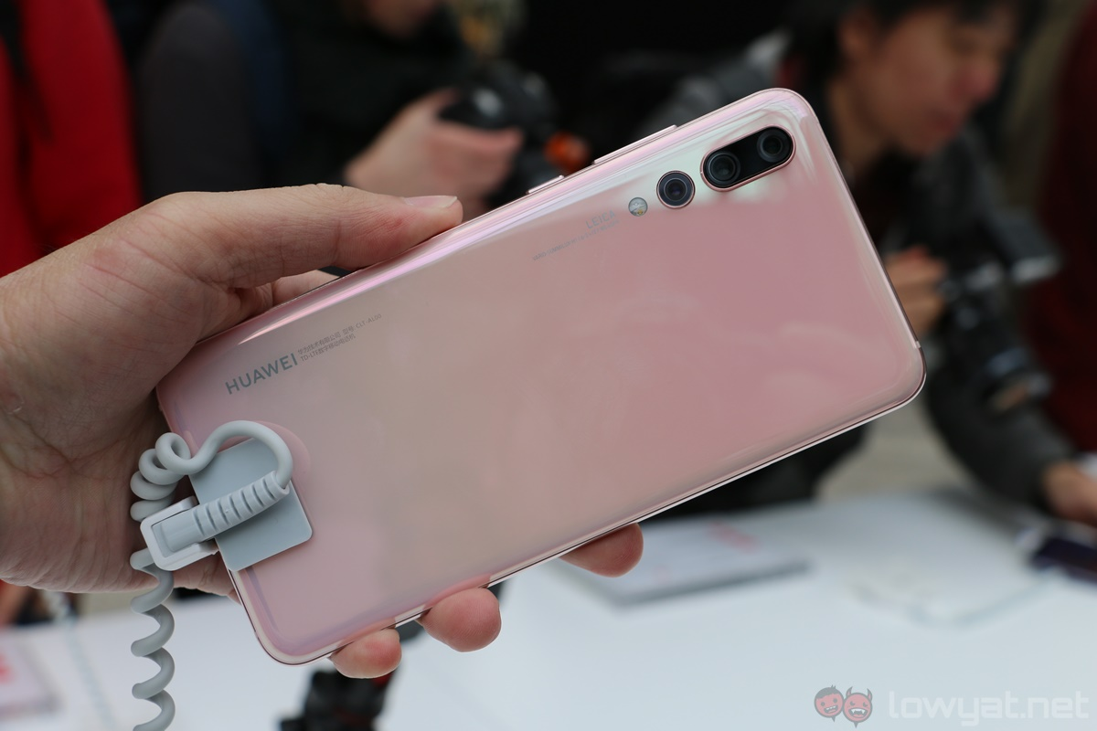 Huawei P20 & P20 Pro Hands On: Truly Reinventing Mobile ...