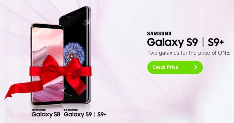 Samsung promotion s9 remboursement