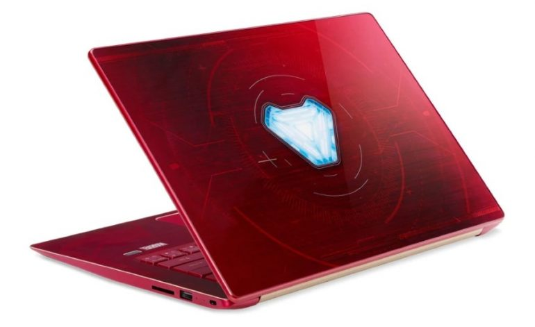 Acer Swift 3 Iron Man Laptop Might Be Coming To Malaysia ...