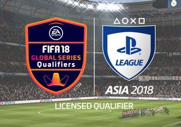 PlayStation Asia League 2018