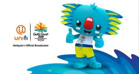 Gold Coast 2018 Commonwealth Games on UniFi TV