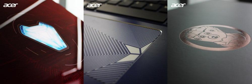 Acer Marvel's Avengers: Infinity War Laptops