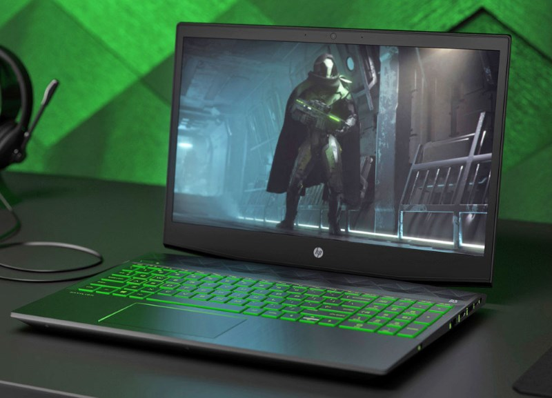 hp reintroduces pavilion gaming laptop 15 with all new design and proper amount of firepower. Black Bedroom Furniture Sets. Home Design Ideas