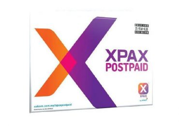 Celcom Xpax Postpaid