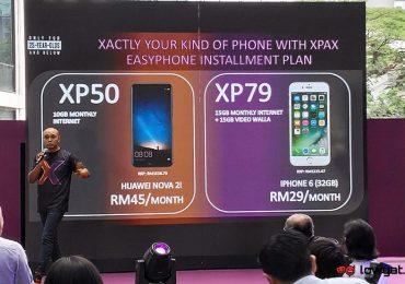 Xpax Postpaid - Easyphone
