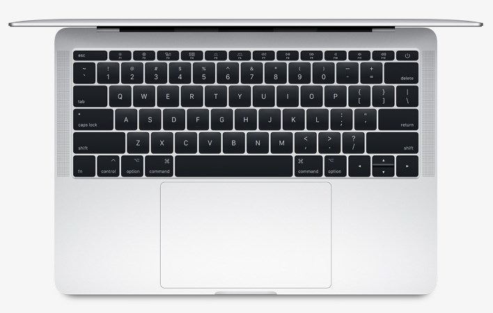 2016 13-inch Apple MacBook Pro without Touch Bar