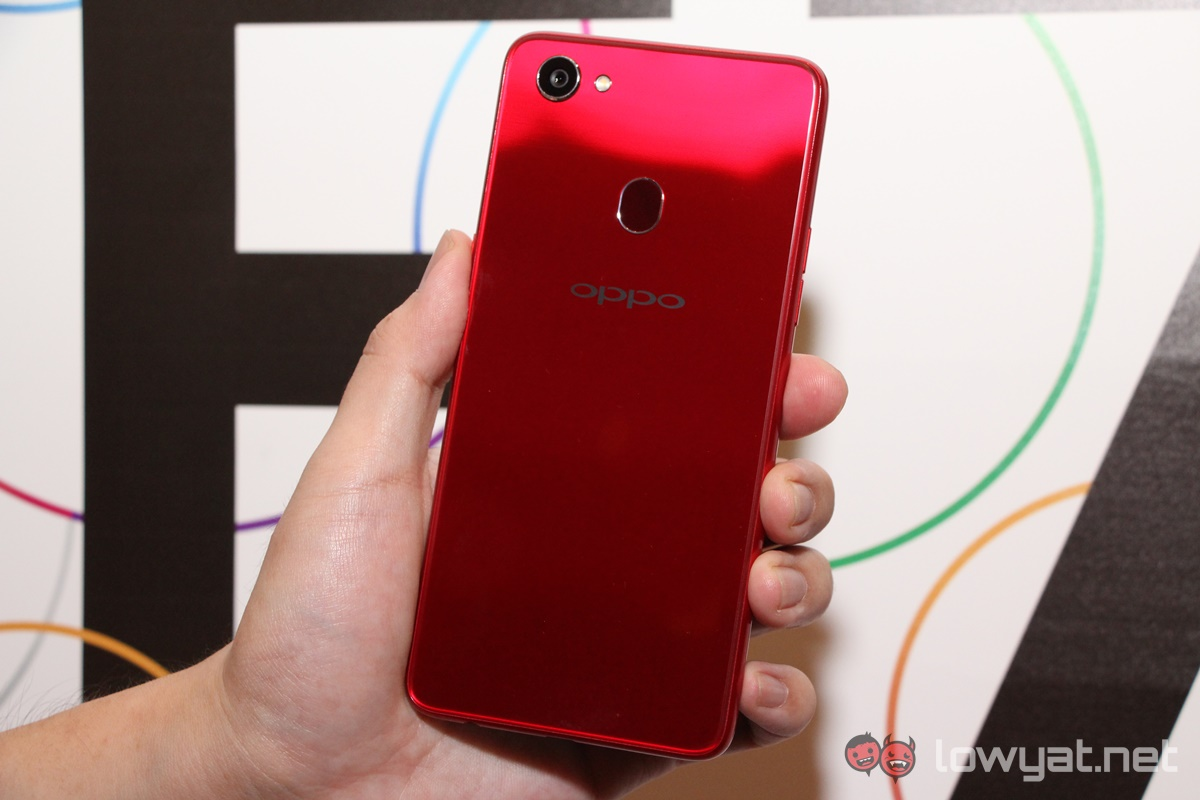 Oppo F7 128gb Now Available For Pre Order In Malaysia Lowyat Net