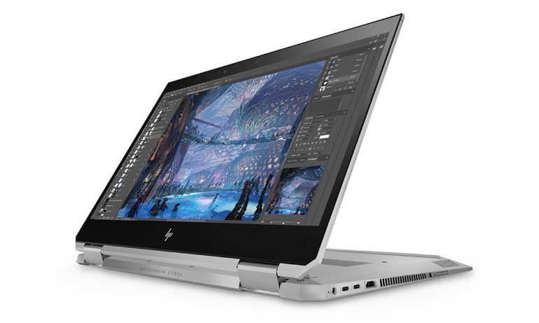 Image result for hp zbook studio x360 g5 review