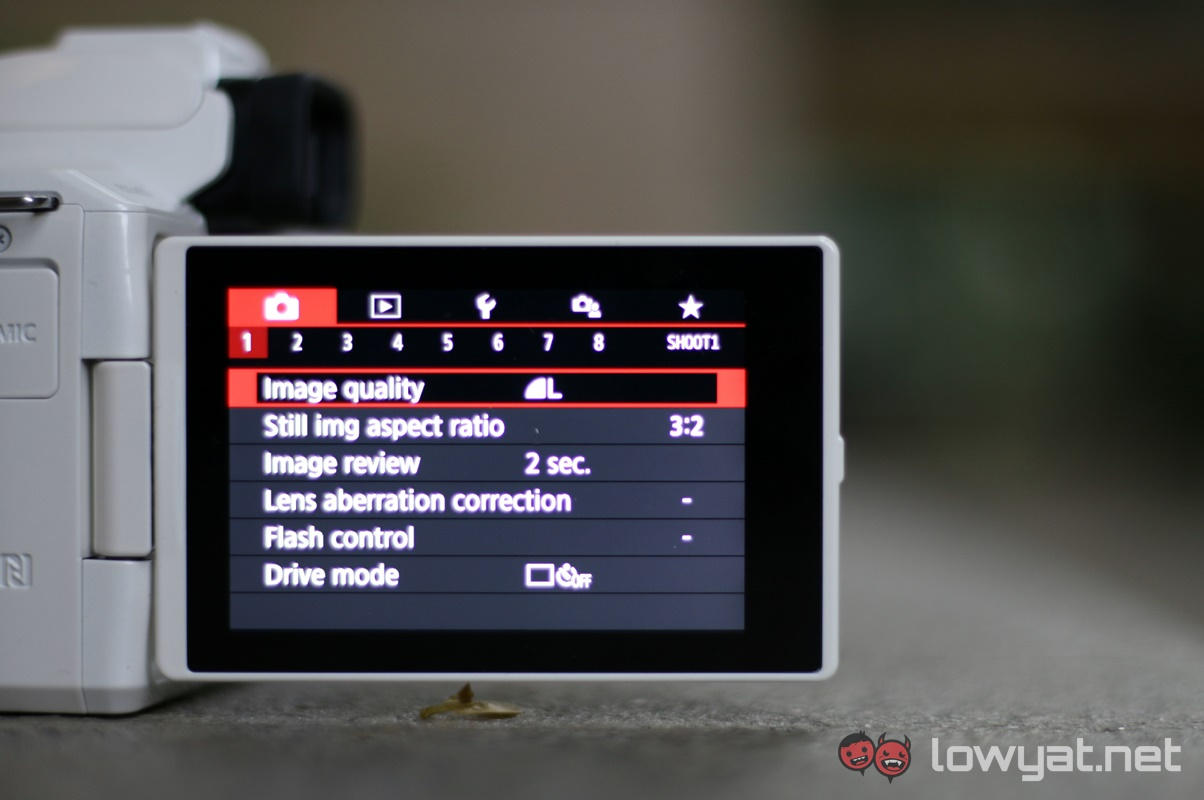 Canon EOS M50: The Tiny Everyday Camera | Lowyat NET